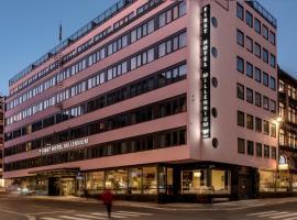 First Hotel Millennium, hotel near Karl Johans Gate, Oslo