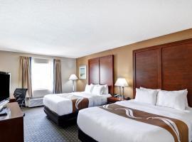 Quality Inn & Suites Heritage Park