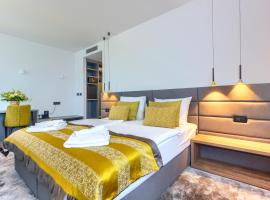 Bel Residence, family hotel in Split
