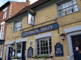 Black Buoy Inn, hotel near University of Essex Colchester Campus, Colchester