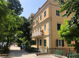 Stunning Classic Apartment in Corfu Town