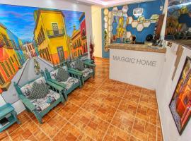 Maggic Home Panoramica