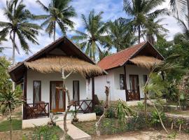 J-Garden, hotel near Seganing Waterfall, Nusa Penida