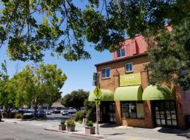 SenS Hotel & Vanne Bistro Berkeley, hotel near University of California Berkeley, Berkeley