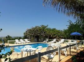 POUSADA SERRA DA CANASTRA, pet-friendly hotel in Delfinópolis