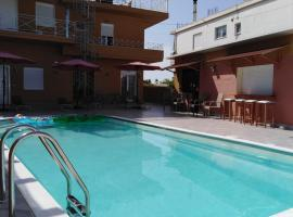 Souvlakis Pool Suites (S.P.S), self catering accommodation in Chania Town