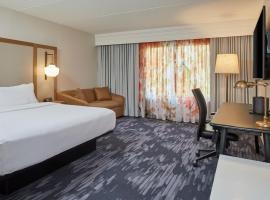 Fairfield Inn & Suites by Marriott Albany Airport