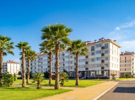 Blue Marine Hotel, отель в Адлере
