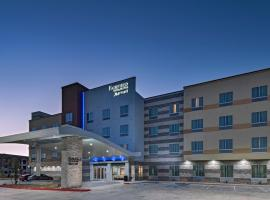 Fairfield Inn & Suites by Marriott Austin Buda