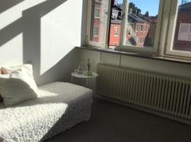 Apartment Stockholm Vasastan