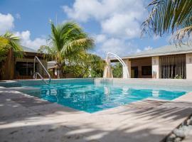 Little Jungle Apartments Aruba