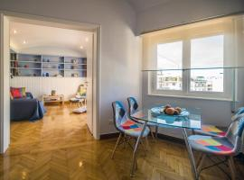 City center luxury apartment, 5 min from Acropolis.