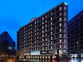 Hotel Resol Yokohama Sakuragicho, hotelli Jokohamassa