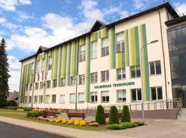 Valmieras tehnikuma dienesta viesnīca