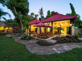 Faris Villas, hotel with pools in Gili Air