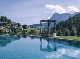 Hotel Cristallo - Wellness Mountain Living