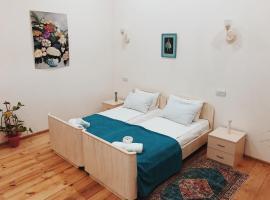 Tamaras apartment