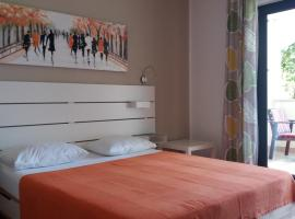 Rooms and Apartments Mofardin