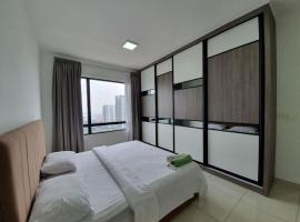 Paradise Woodsbury Suite @ Butterworth, apartment in Butterworth