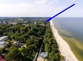 Ferienwohnung Wappen von Heringsdorf - 70 m zum Strand