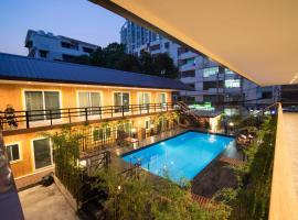 Resort M - MRT Huai Khwang