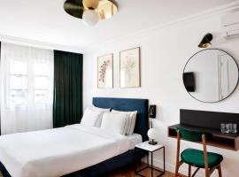 Hotel Rendez-Vous Batignolles, ξενοδοχείο στο Παρίσι