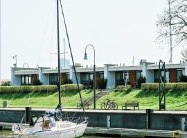 Viesnīca Smiltynės Jachtklubas Klaipēdā