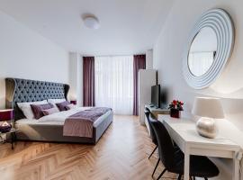 Gold Art Apartments, Ferienwohnung in Prag