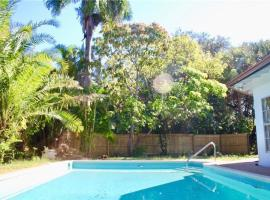 Adorable Pool Home in Historic Downtown Fort Myers