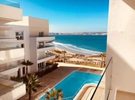 Luxury apartment in tanger's hills Famillies Only