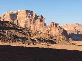 Wadi Rum Camp& Jeep Tour