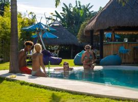 Bali Reef House Surf Co