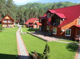 Park Hotel Manzherok