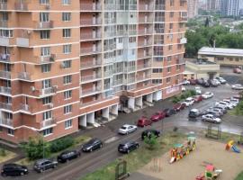 Комната в квартире, вариант проживания в семье в Краснодаре