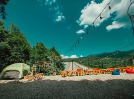 Sioni Lake Camping