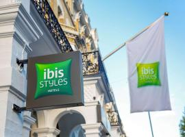 ibis Styles London Gloucester Road