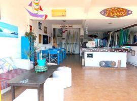 La Maquinita Surf Hostel