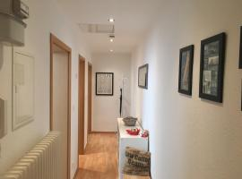 Schönes 2- Zimmer Appartement Hannover/Südstadt, City und Messe nah
