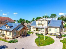 Villa Frieda, hotel in Haapsalu