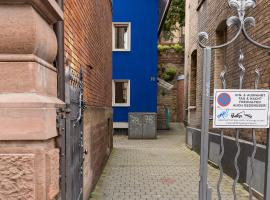 Blaues- Haus- Stuttgart