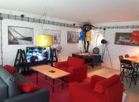 COZY CENTER :-) – hotel w pobliżu miejsca Centrum handlowe Batory w mieście Gdynia