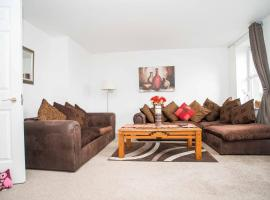 Gallowgate Apartment - central with free parking