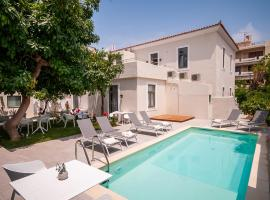 Epavli Boutique Hotel, hotel with pools in Chania Town