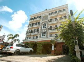 Hotel Emilia, hotel in Davao City