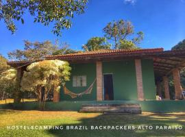 Camping Brazil Backpackers