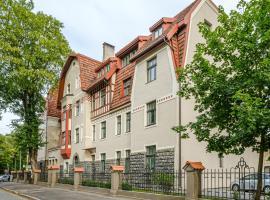 Marvelous apartment in Art Nouveau building