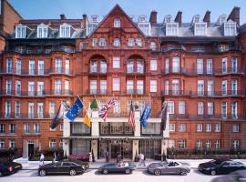 Claridge's, hotel near Oxford Circus, London