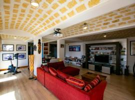 LAGO Design Home in the heart of Monreale, hotel in Monreale