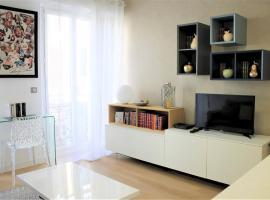 Viva Riviera - Modern Brand New 1 Bedroom Palais Foch, apartment in Cannes