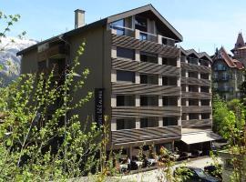 Soldanella by Hotel Adula, Hotel in Flims